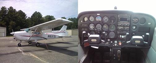 Cessna 172 537U