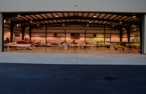 epix aviation hangar