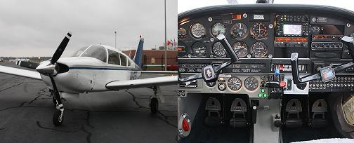 Piper PA-28R-200 Arrow N1425T