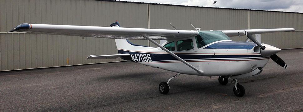 N4708S plane