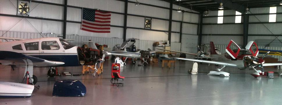 airplane maintenance